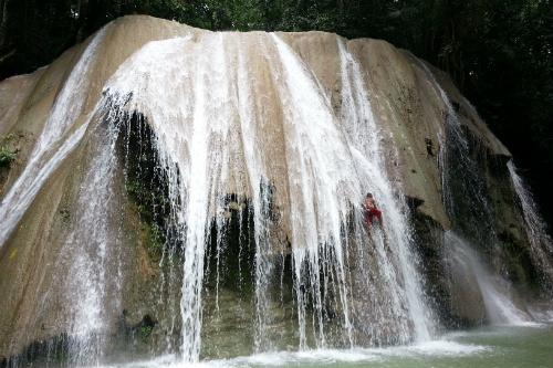 tirta rima waterfall