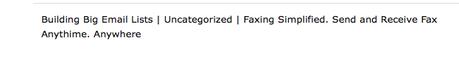 spam trackback my blog