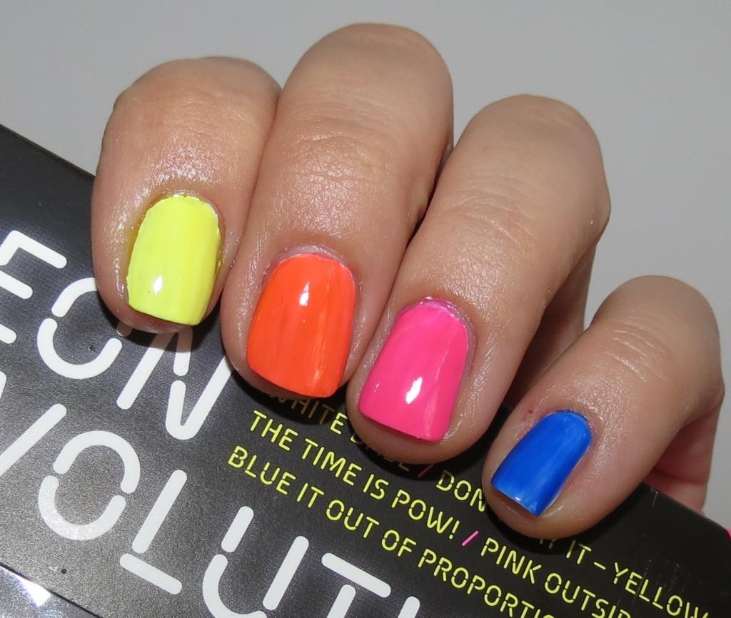 Opi Neon Nail Polish | Nails Gallery