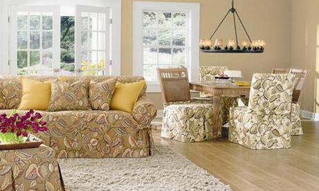 decor summer fabric design3 Make A Decorating Statement With Fabric HomeSpirations