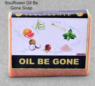 Soulflower Oil Be Gone Soap