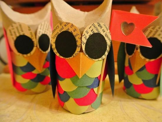 Crafty ideas from junk paperblog for Waste paper things