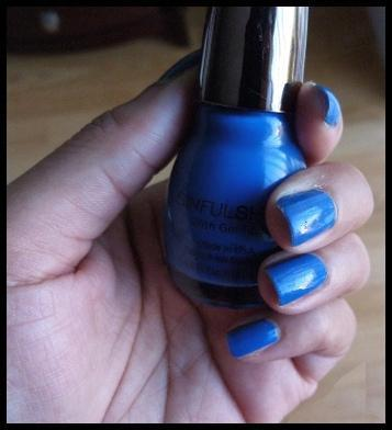 sinful shine review, sinful shine gel tech, sinful shine swatches