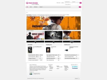 SwedenPanVisionWebsite