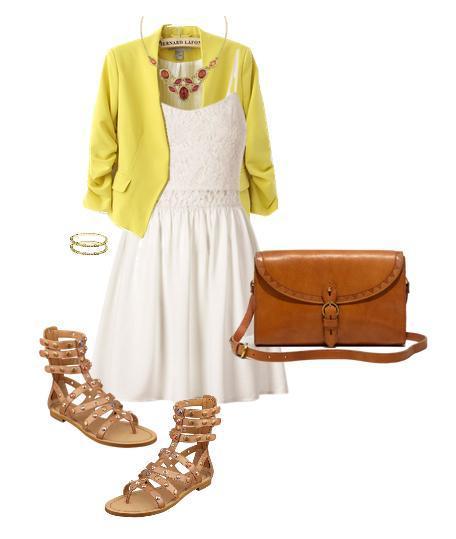 hello poppyHello Poppy! How to Wear Yellow