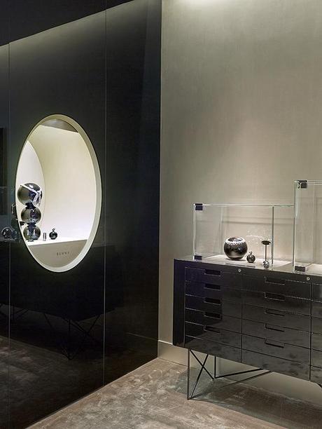 Burma Jewelry Boutique | Retail Design