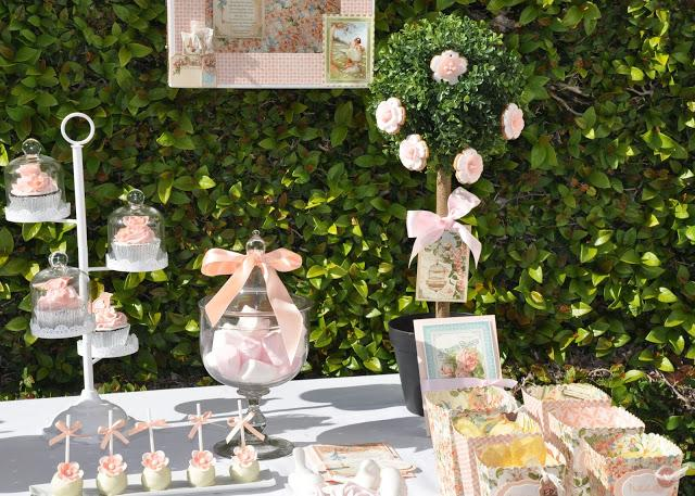 Secret Garden Theme: Secret Garden Themed Party By Patricia From Miss Lacitos