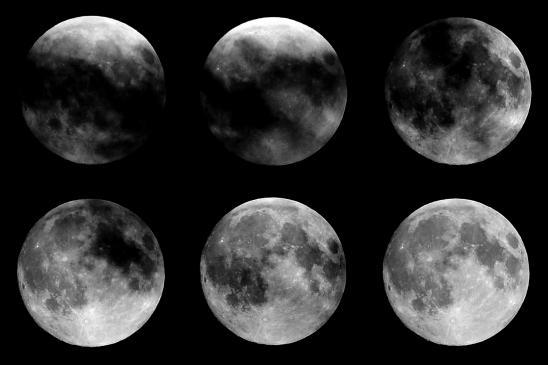 how big is the moon - HD1500×1000
