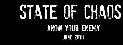 State of Chaos: Release Day (Finally!)