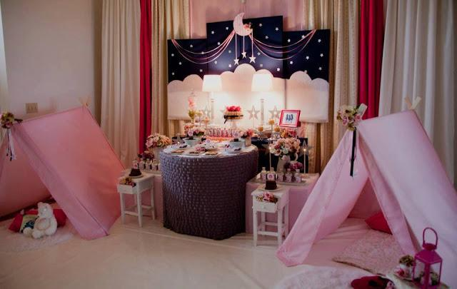 Sweet Dreams A Starry Night Slumber Party By Memories Designs