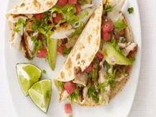 Weight Loss Recipe: Fish Tacos Watermelon Salsa