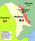 Confrontation Between Transnistria and Moldova Deepening