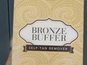 Take Faux Tans with Bronze Buffer