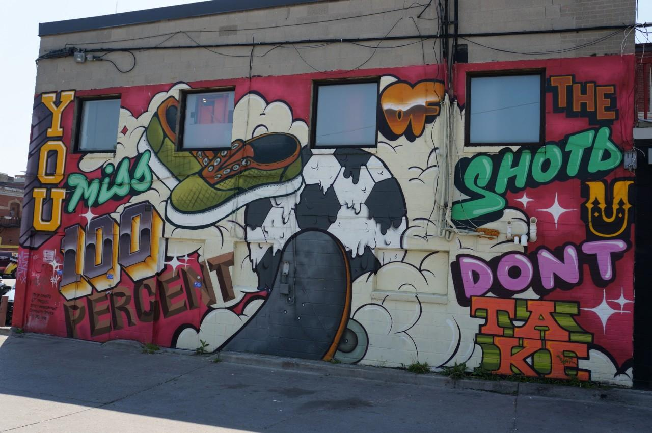 the impact of advertising on graffiti This type is an illegal form of advertising that avoids normal planning laws  gang graffiti is the most controversial not just because of the characters of its writings but because of its social impact in the neighborhood gang graffiti is an indication of gang presence in the community  the artist's intention to produce a work of art.