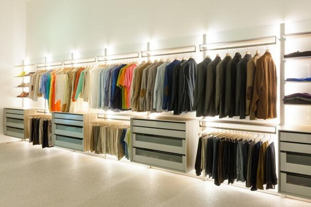 Charmant You Can Have A Boutique Inspired Walk In Closet Too | Anyway Doors    Paperblog