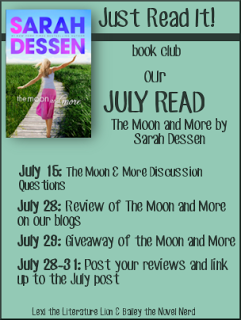 Just Read It! Book Club: Our July Read