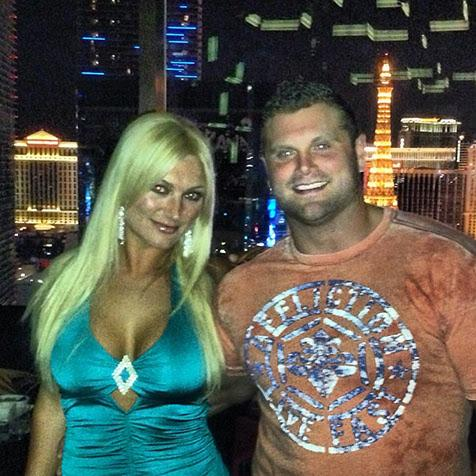 Dallas Cowboys Phil Costa gets engaged to Brooke Hogan