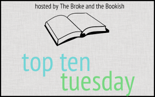 Top Ten Tuesday: Most Intimidating Books