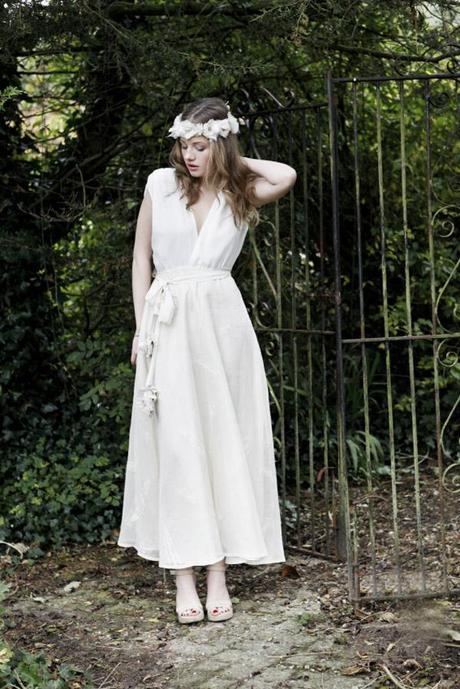 bohemian wedding dresses UK by Minna bridal London (7)