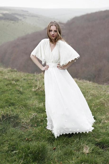 bohemian wedding dresses UK by Minna bridal London (12)
