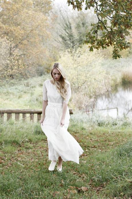 bohemian wedding dresses UK by Minna bridal London (3)
