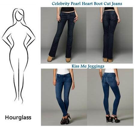 If  You Are A Woman With Hour Glass Shape Body?