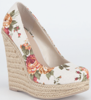 Wedge Heels For Women | Tsaa Heel