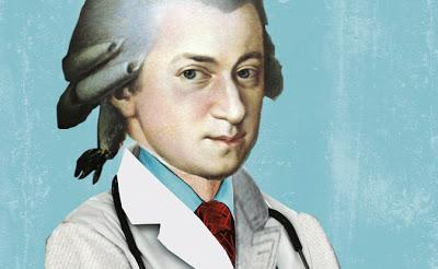 Paging Doctor Mozart