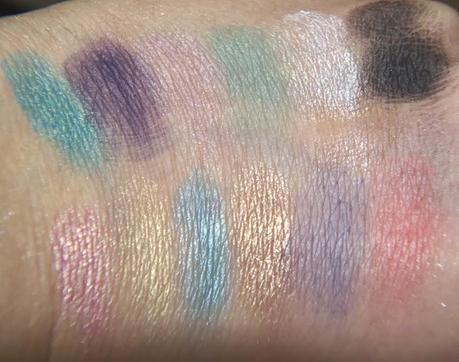 Sleek Makeup I Divine Aqua Collection Lagoon Eye Shadow Palette