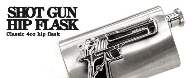 8416 shot gun hip flask 10 THINGS YOU NEED AT ANY OUTDOOR FESTIVAL