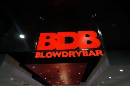 blow dry bar melbourne central