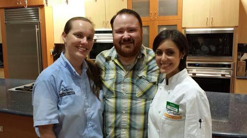 Top Chef Fan Favorite Kevin Gillespie at Publix Aprons
