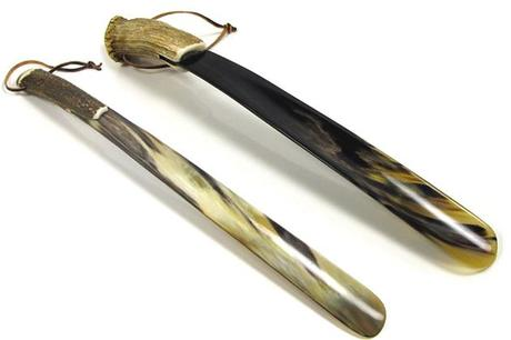 Stag horn Shoehorn
