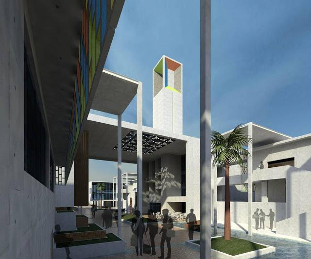 On The Boards: School Of Planning & Architecture, Bhopal