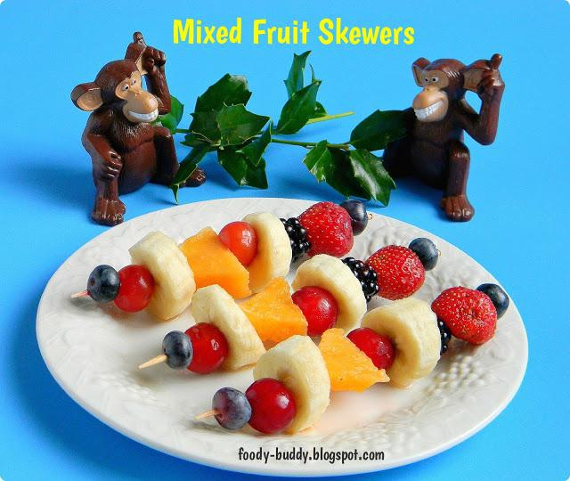 healthy fruit recipes for kids candied fruit