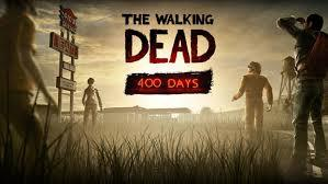 The Walking Dead: 400 Days Review!