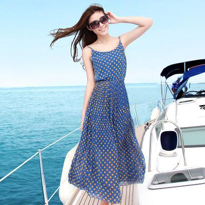 Top Summer Dresses for a Vacation in Spain - Paperblog