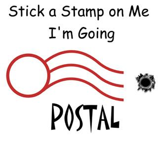 FFS!? Friday : Going postal about the post
