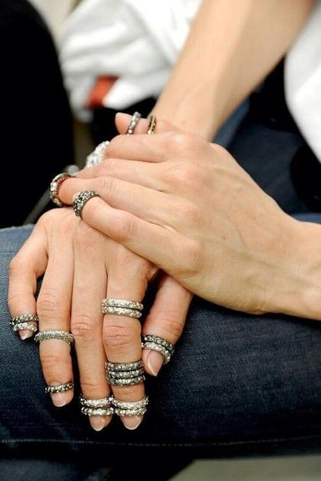 Nail Rings at Chanel Haute Couture Show