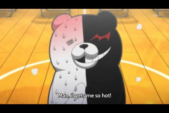 Dangan Ronpa Monobear Plush First impressions: danganronpa the ...