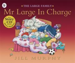 Jill Murphy; Mr Large in Charge