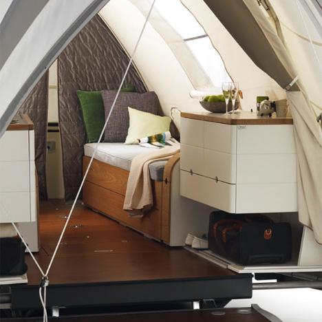 The Opera Camper A Luxurious Private Suite On Wheels