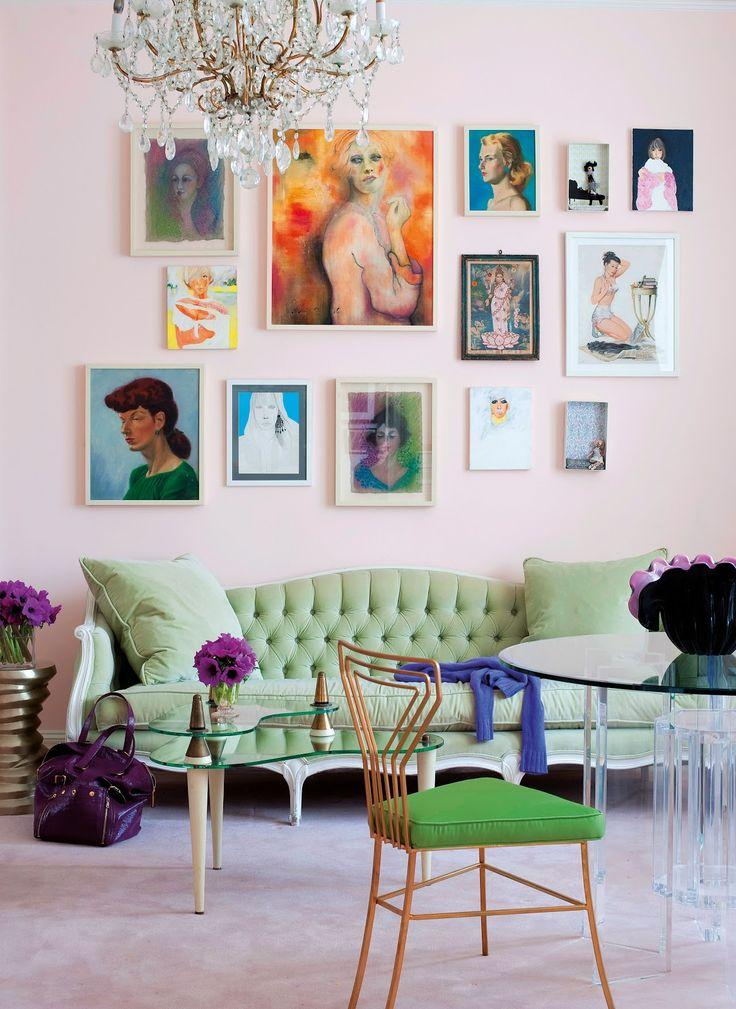 Gallery Wall Inspiration Paperblog