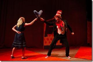 Review: Dr. Seuss' The Cat in the Hat (Emerald City Theatre @ Broadway Playhouse)
