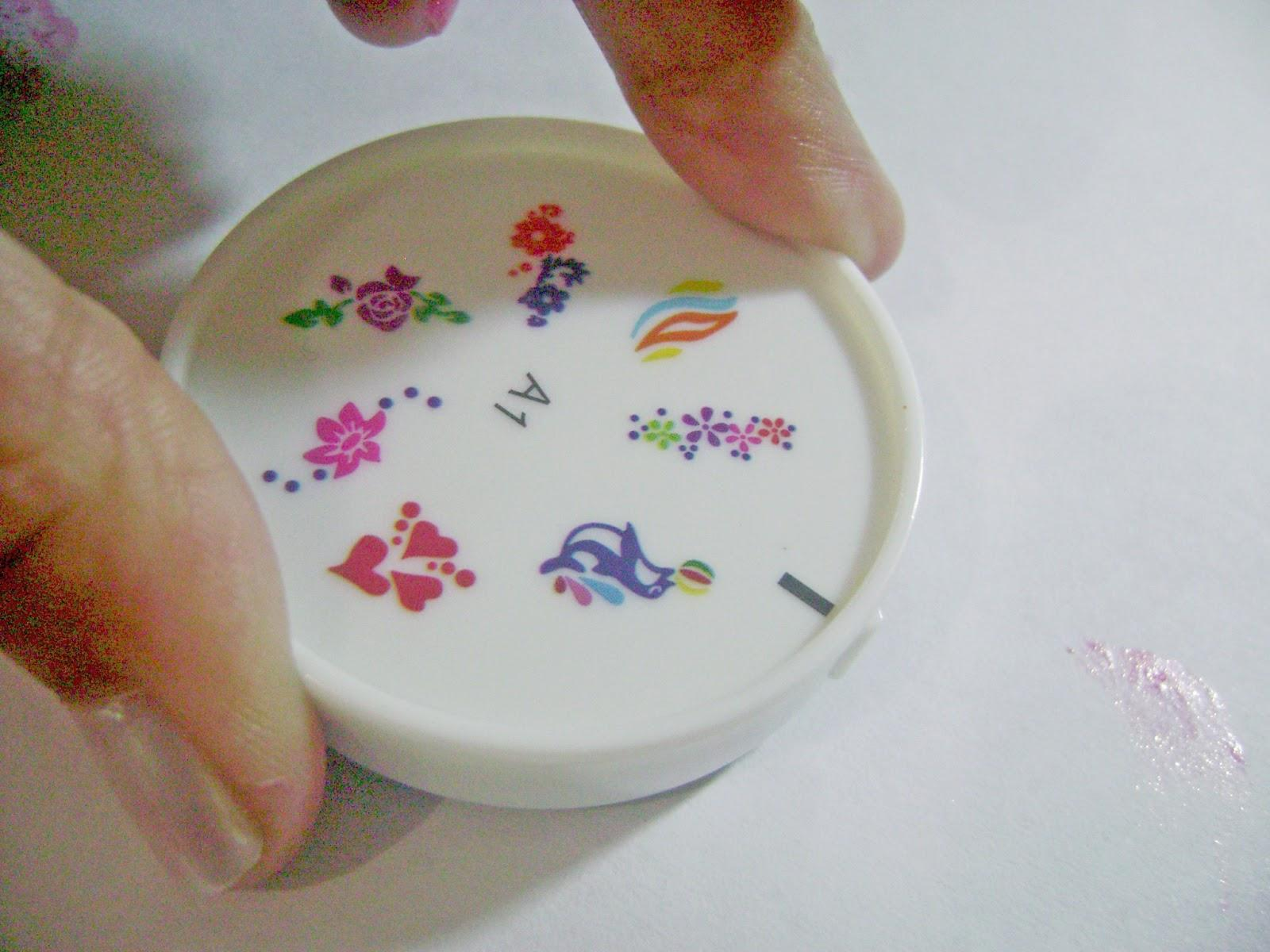 Nail Art Stamping Plates ~ the best inspiration for design and color ...