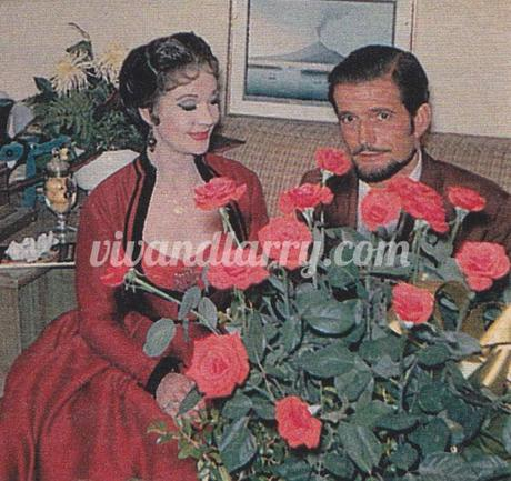 Vivien Leigh and Jack Merivale