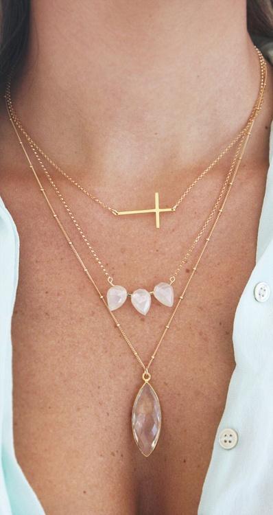 tumblr mc65chWWe71qhpm5xo1 500Celebrity Trend: Sideways Cross Necklace