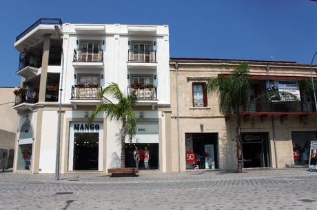 shopping Larnaca ermou street mango