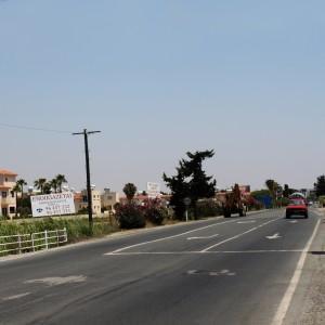 henipa larnaca highway motorvei