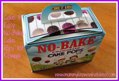 Easy Bake Oven Cake Pop Directions